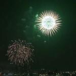 ~6月の花火大会~ 横浜開港祭花火大会2015をクルージングで見たい!