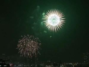 ~6月の花火大会~ 横浜開港祭花火大会をクルージングで見たい!