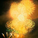 小旅行で淡路島の花火大会|ホテルで釣りデビュー|海水浴を平日に