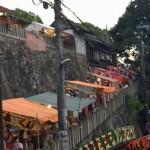 神戸ローカル夏祭り平野の祇園さん|地図とアクセス|動画で祭の様子