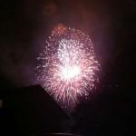 東条湖の加東市花火大会は8号玉連発|穴場は?|翌日はおもちゃ王国へ
