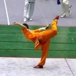 武術太極拳とは?演舞と組み手|東京オリンピック種目に選ばれるのか