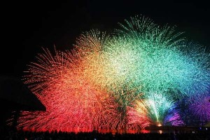 ハウステンボスの世界花火師競技会は花火のワールドカップ!世界一になった国