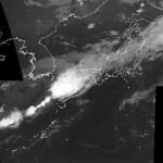 元台風13号が前線を引き連れ50年に一度の大雨!お盆の天気はどうなる?