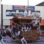 岸和田だんじり祭の見物時の注意点