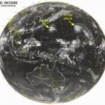 2015台風18号発生!週末に関西直撃|米軍予想|17号最新情報