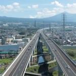 新東名高速が愛知まで繋がった!全線開通?新名神へと繋がります