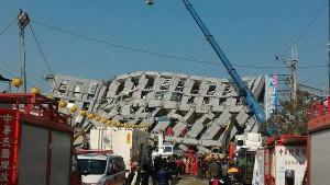 台湾の地震預測研究所の予知|2016年M6以上|予測を検証