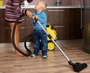 おもちゃの掃除機をプレゼントするなら本物志向で決まり!