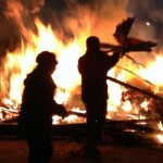 隣家の火事のもらい火で家が焼けた補償は?失火法と刑事責任