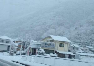 兵庫県北部5地域と南部15地域の最大積雪量と最低気温を一挙公開!