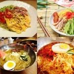 冷やし中華と冷麺の違いは?同じもの?時代の流れで変わった?