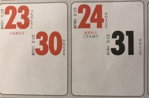 天皇誕生日の祝日がなくなる?2019年以降は?過去は別の日だった?
